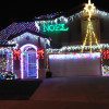 Christmas Lights in Murrieta, California