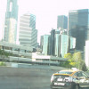 Downtown Picture From Harbor Freeway