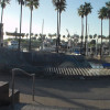Long Beach Pier Area