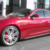 Red Maserati Newport Beach