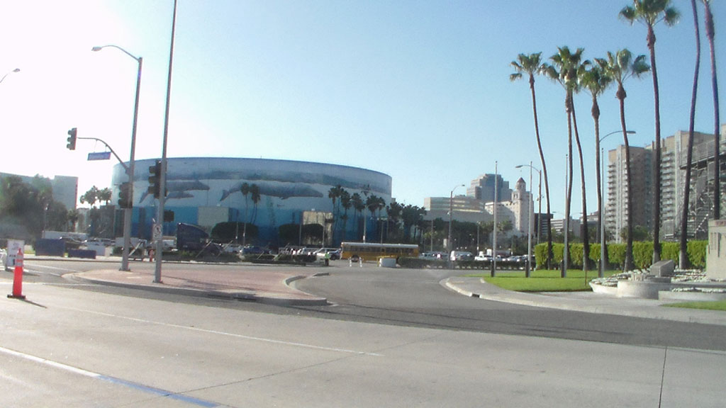 Long Beach Arena Downtown