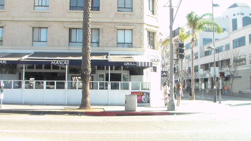 Santa Monica Restaurants